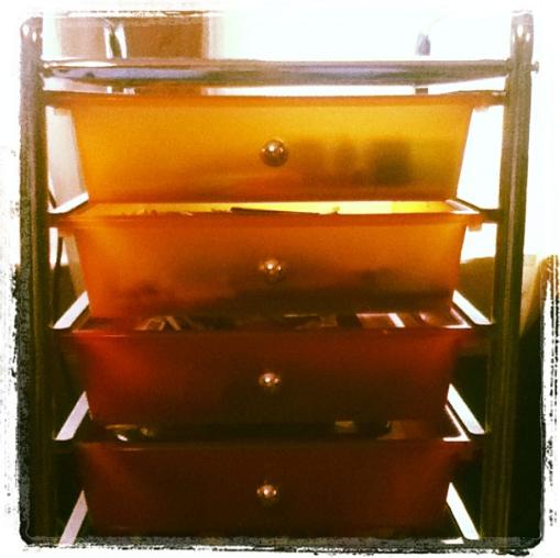 The Non-Consumer Advocate: Organizer drawers