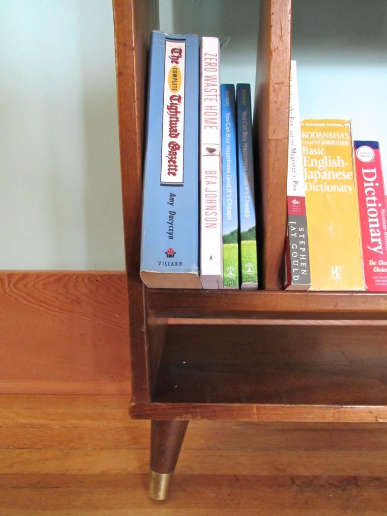 Detail Bookshelf