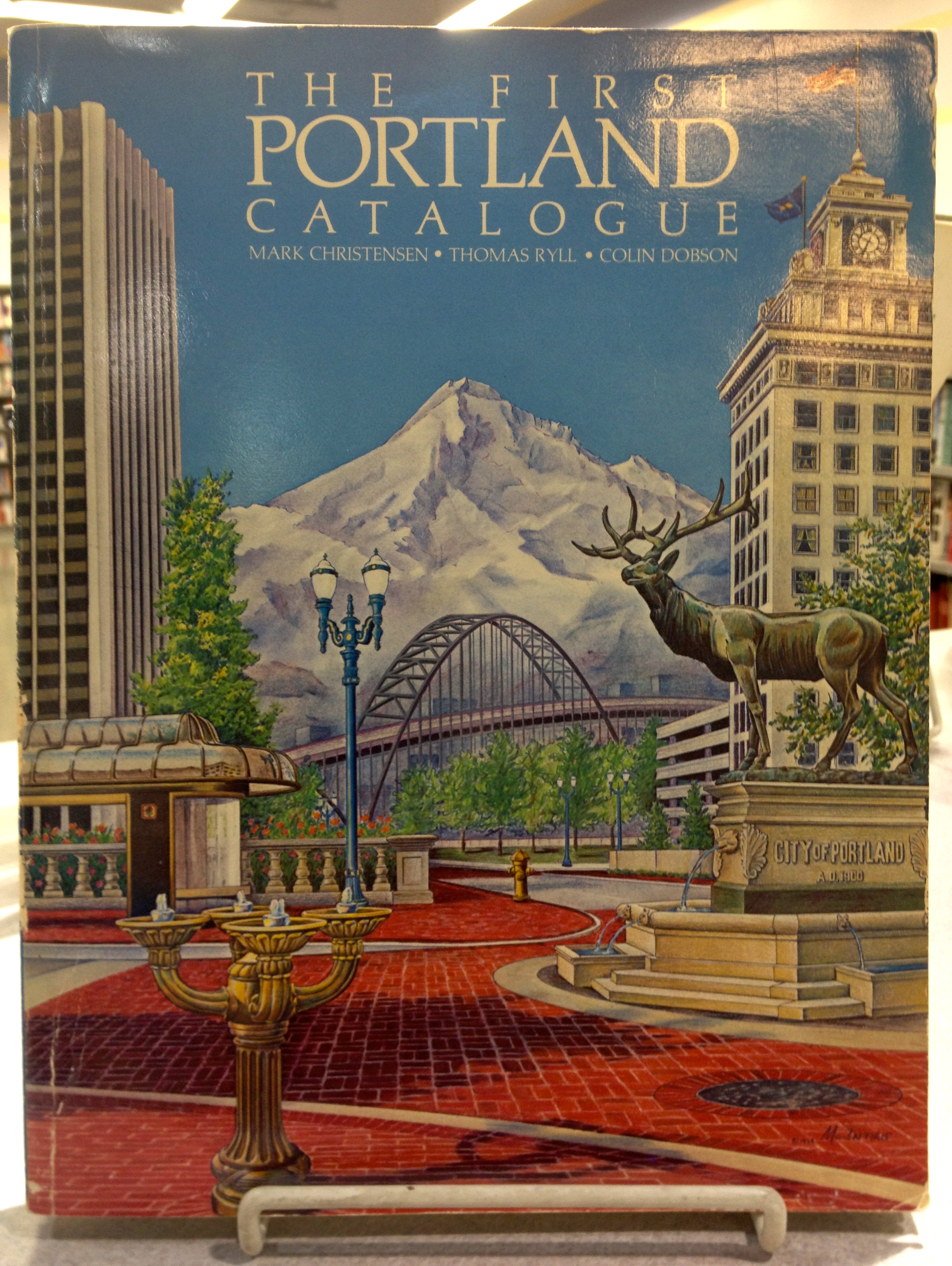 The First Portland Catalog