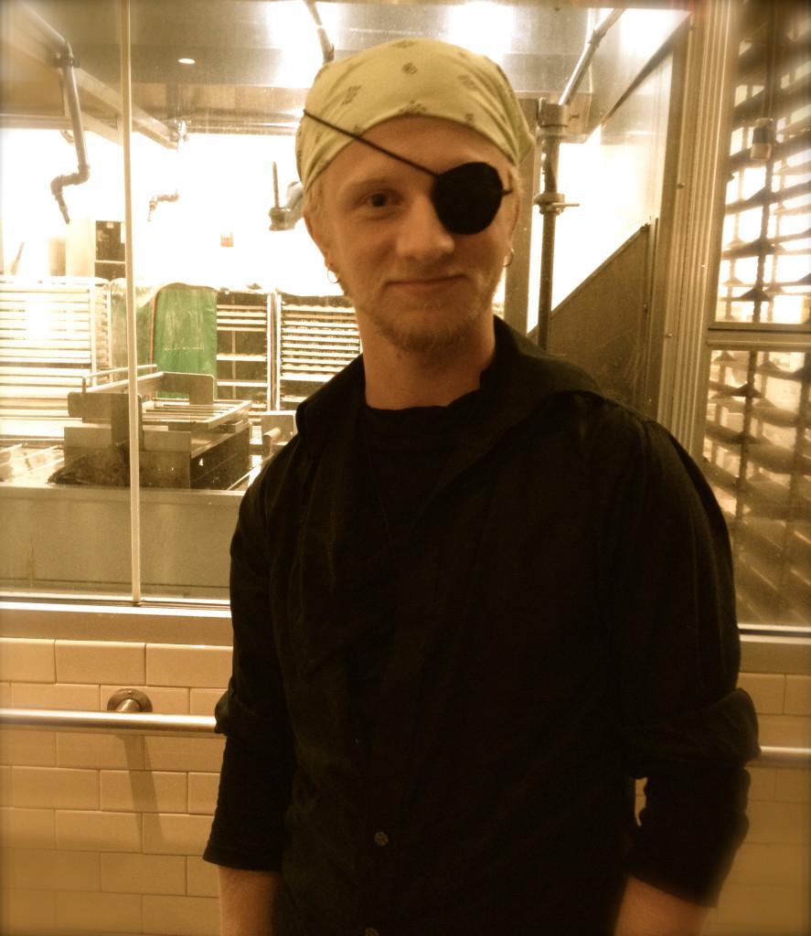 Pirate Colin