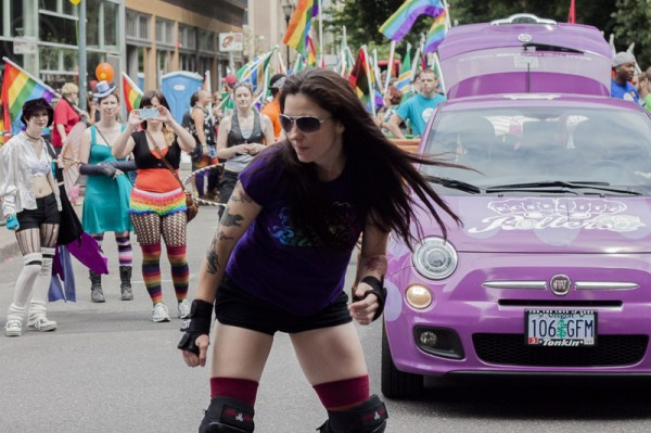 Purple Fiat