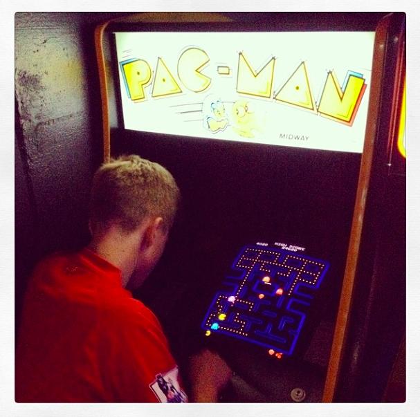 Pac-Man!