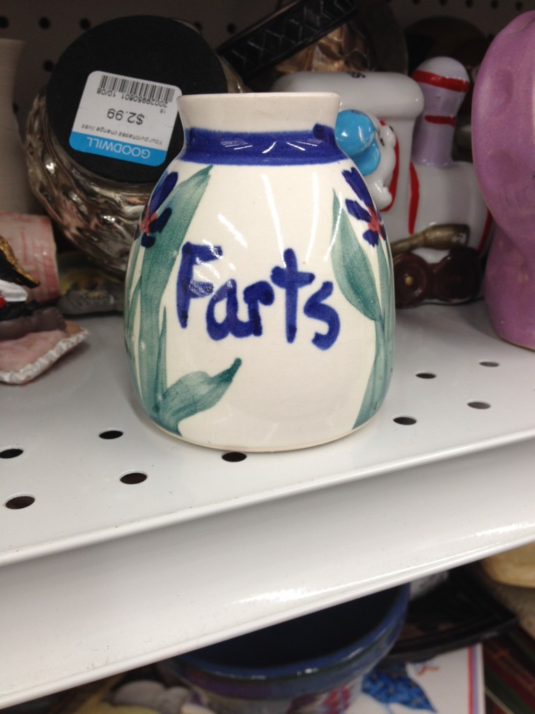 Farts canister