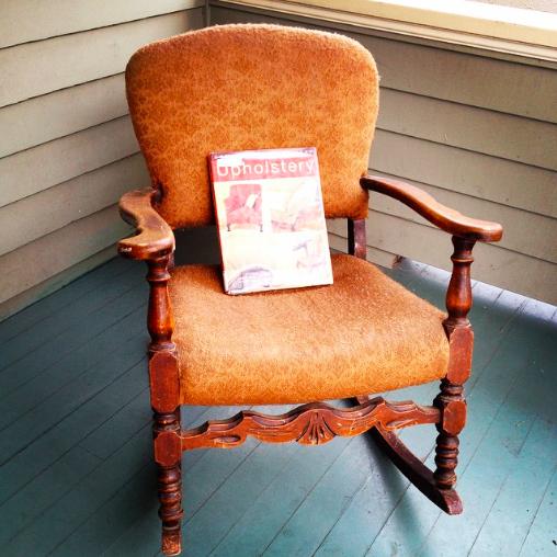 Free rocking chair