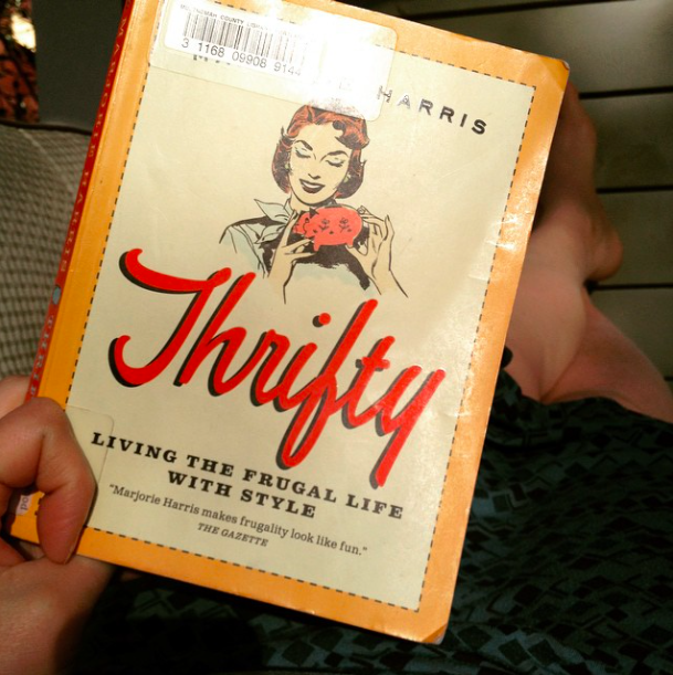 Thrifty reading