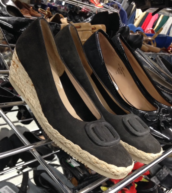 Goodwill wedges