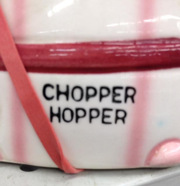 Chopper Hopper