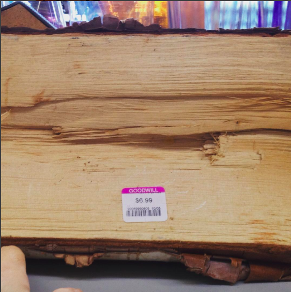 Log for sale!