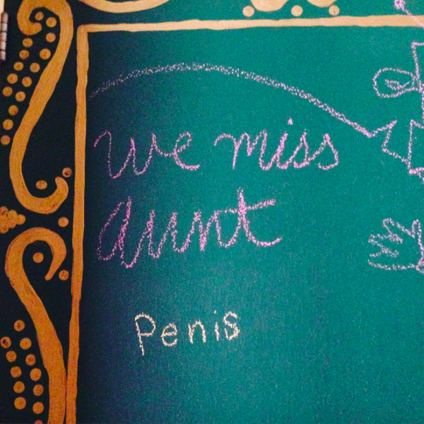 Aunt Penis