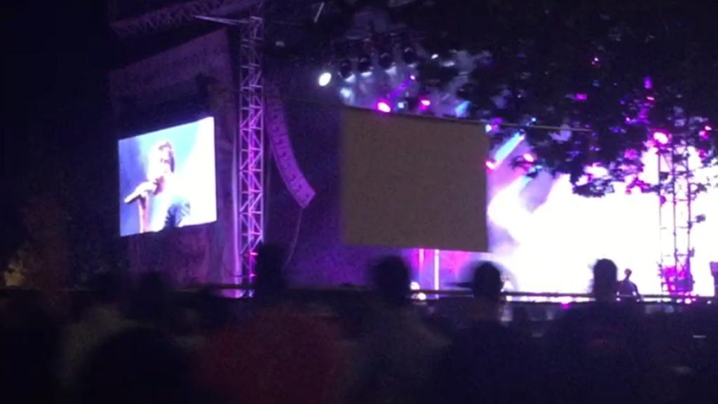 Duran Duran concert