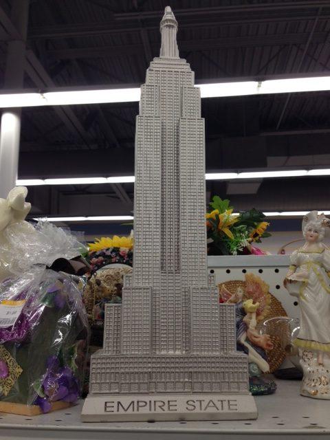 Empire State souvenir